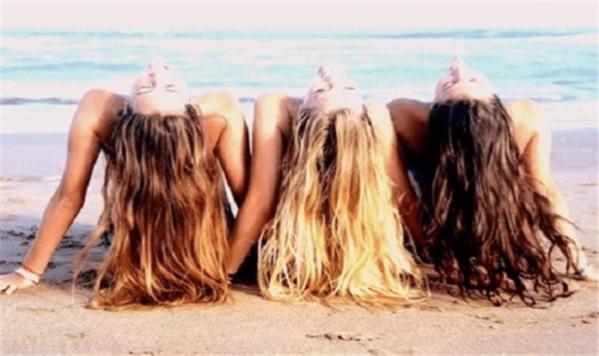 strand haar