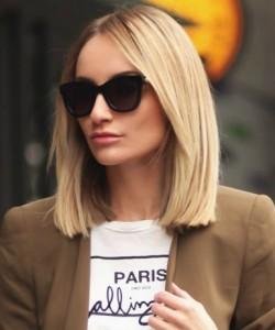 Haartrends 2017 Kapsels In Kleur Zijn Helemaal Hot Salon Tof